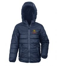 Padded Jacket - (all units)